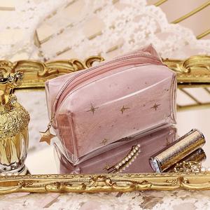 化妆包大容量网红化妆品收纳女袋小号随身便携ins风超火旅行洗漱