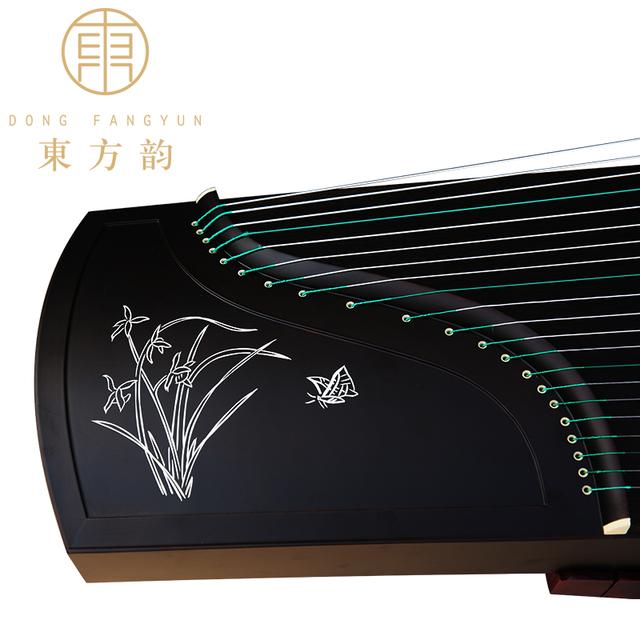 东方韵专业古筝考级 初学者入门成人演奏练习教学古争21弦古筝琴