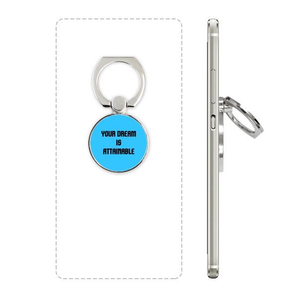 Mobile phone bracket ring multi function stick lazy desktop support gift