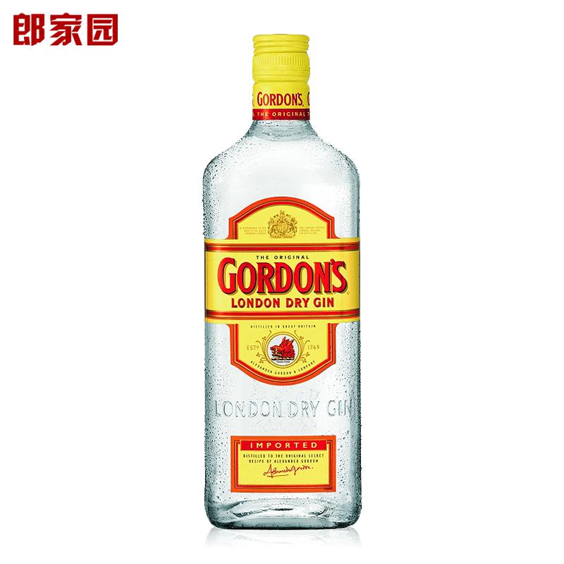洋酒Gordon s Gin哥頓 歌頓金酒(英國原產)