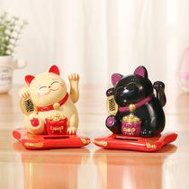 礼物送人店铺发财猫招财猫摆件开店送礼开业礼品实用大气创意送