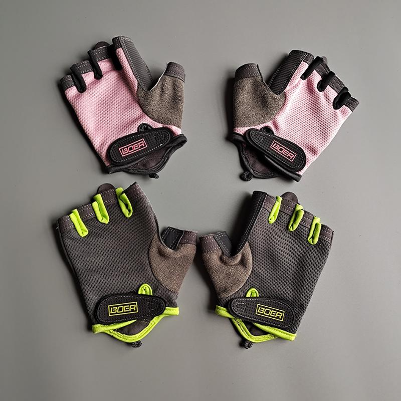 Мужские перчатки без пальцев Артикул 598838403359
