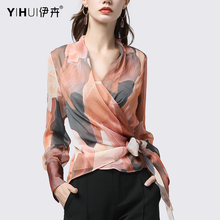 New chiffon blouse for autumn wear in 2019