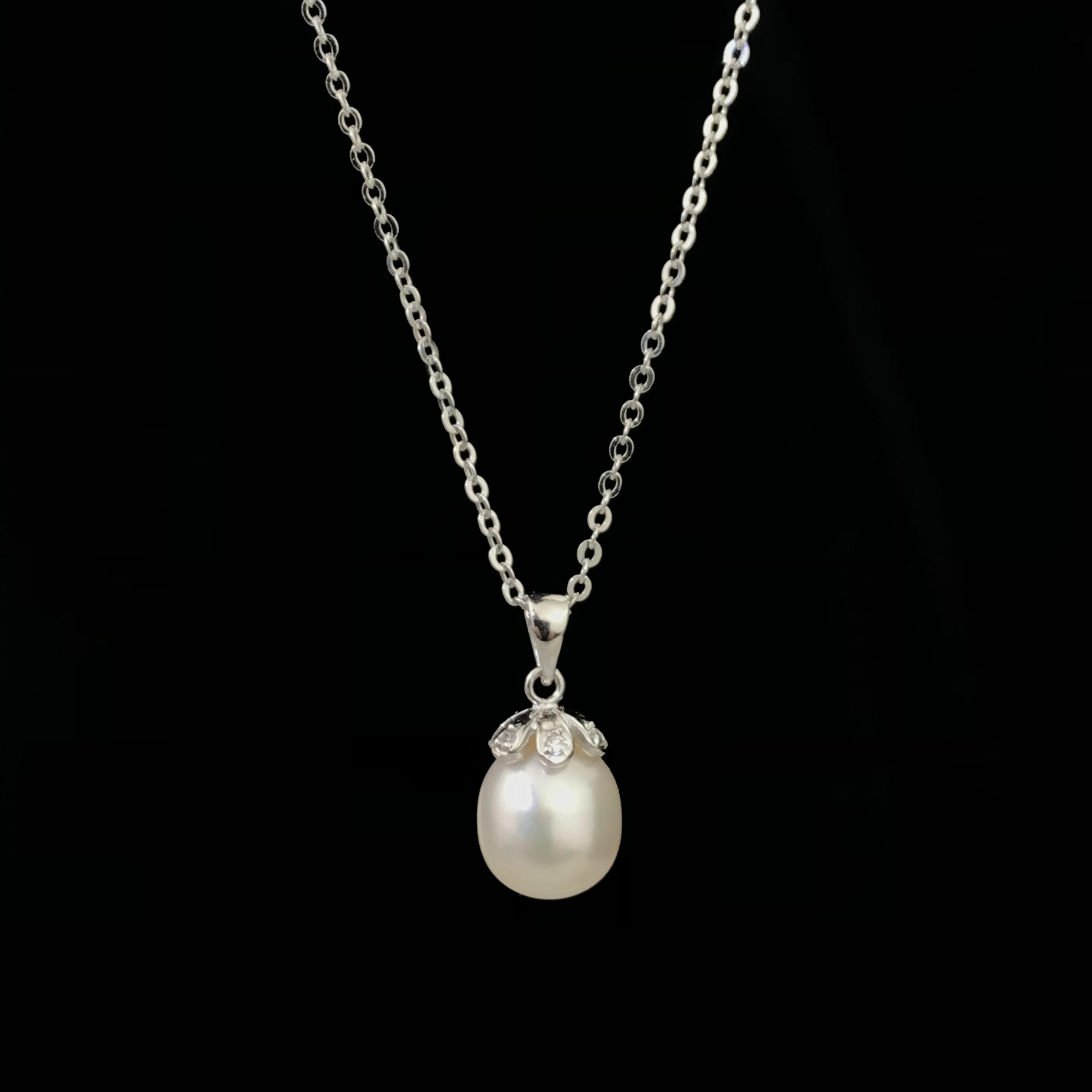珍珠项链 裙子姐姐推荐 (xsA0018)