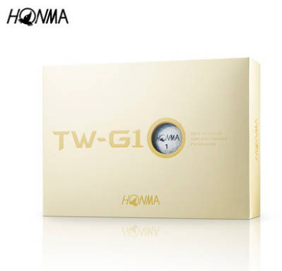 Genuine special price of Honma tw-g1 four layer golf game