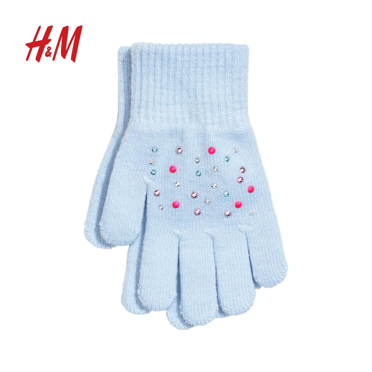Н & М ребятишки девочки очки перчатки HM0550415