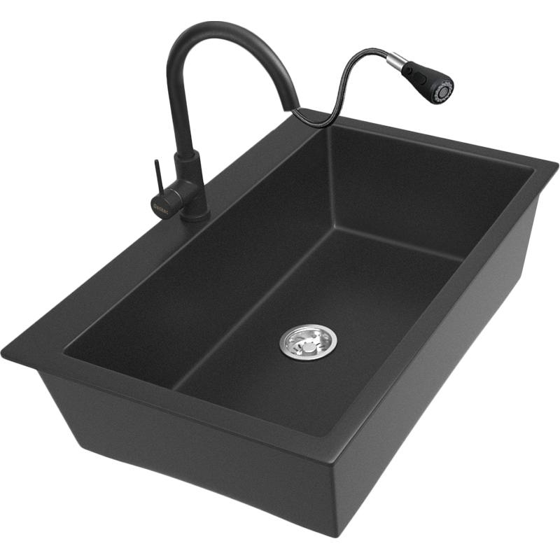 意狄讴石英石大厨房洗碗槽洗菜水槽质量好不好