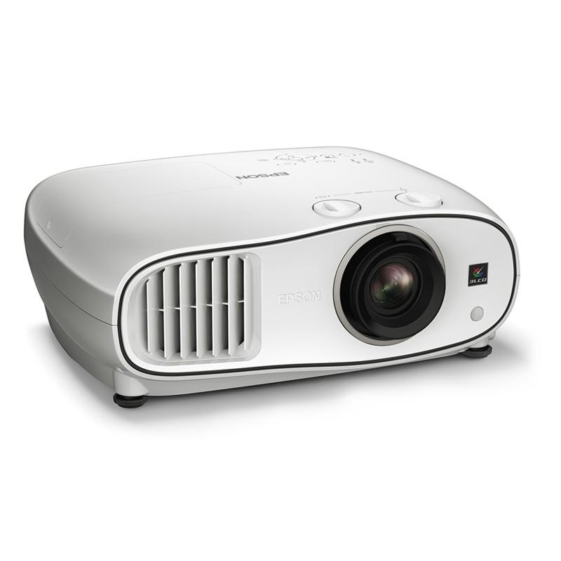 EPSON爱普生投影机CH-TZ1000投影仪 家用手机wifi无线蓝牙投影机3D高清蓝光无屏电视1080P家庭影院投影机