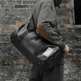 短途旅行包男女出差手提袋大容量旅游包行李包防水运动健身包男潮图片