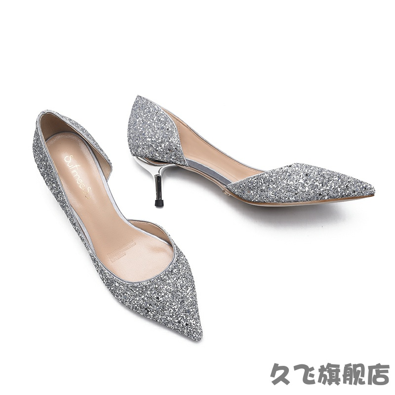 明星款时尚单鞋