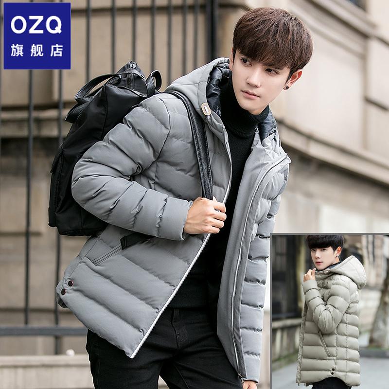棉衣男冬季2019新款羽绒棉服韩版潮流短款加厚保暖冬装棉袄外套男