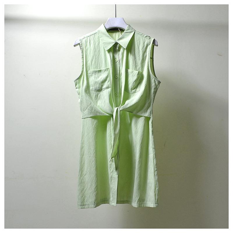 依◆系列商场撤柜专柜品牌折扣店剪标断码正品女装夏季新款衬衫W8