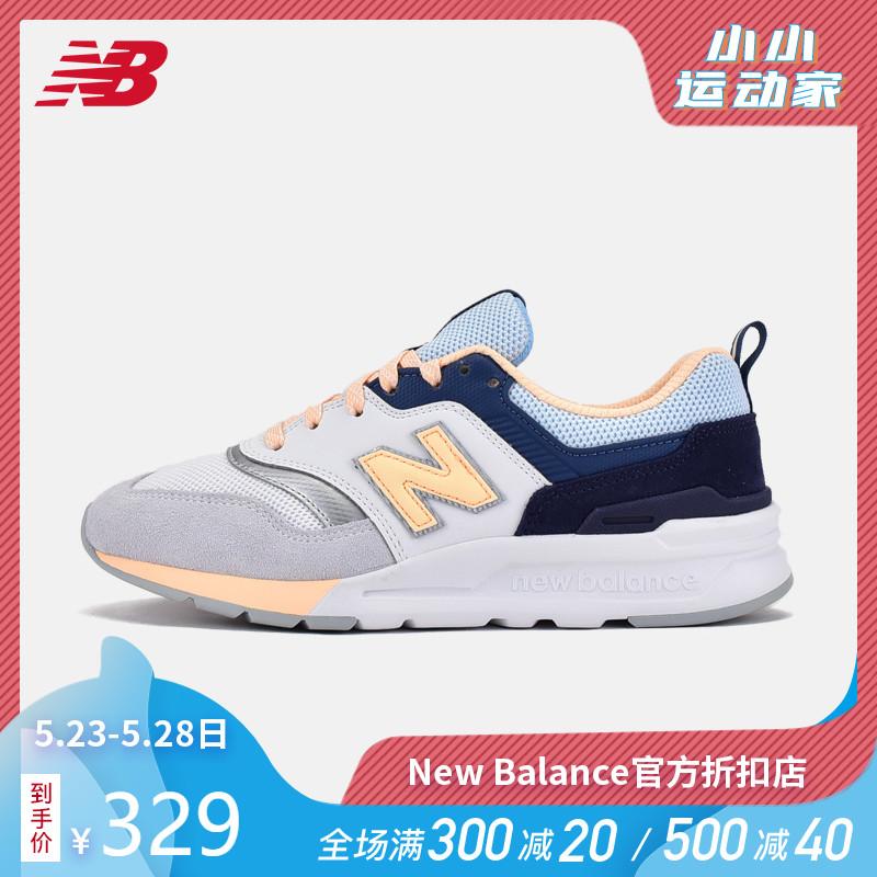 New Balance NB官方女鞋复古鞋休闲运动鞋CW997HPL/HCB/HBB/HFB图片