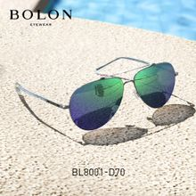 BOLON暴龙偏光太阳镜复古蛤蟆镜时尚墨镜男潮韩版开车眼镜BL8001