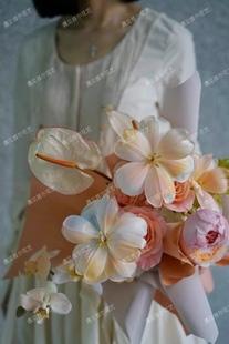 绢花 喷雾染色剂 「现货」干花鲜花永生花 鲜花DIY染色喷漆