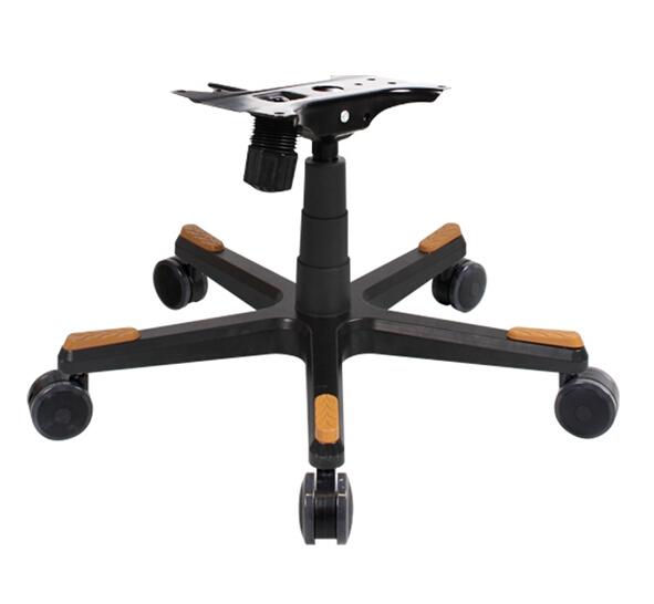 Dix DXRACER штатный Запасные части для сидений алюминий Сплав пятизвездочный нож / бантики Поддержка / газовый бар / колесо