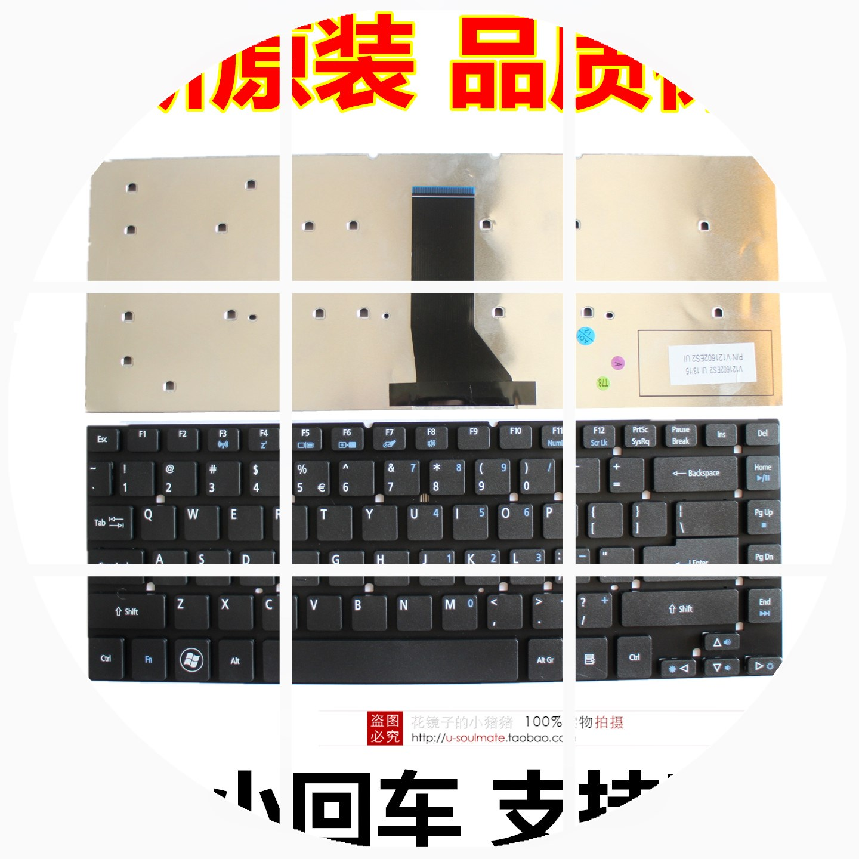 宏基ACER 4755G 3830 TG 4830T键盘4755 V3-471捷威 NV47H MS2317