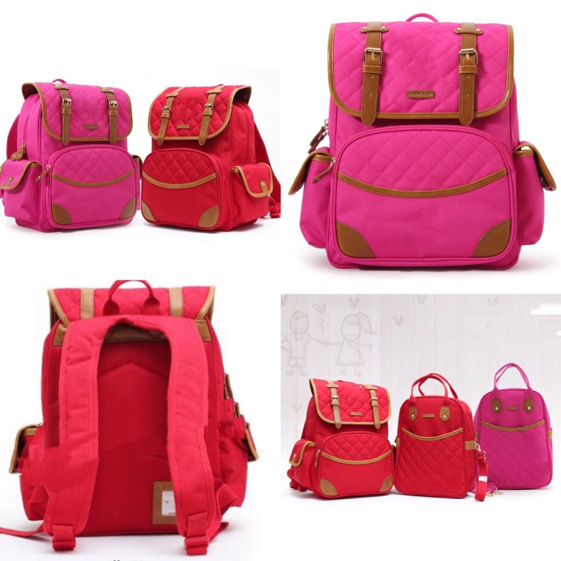 Ребенок рюкзак ученик портфель девочки посланник ридикюль 2 наборы 565370694568