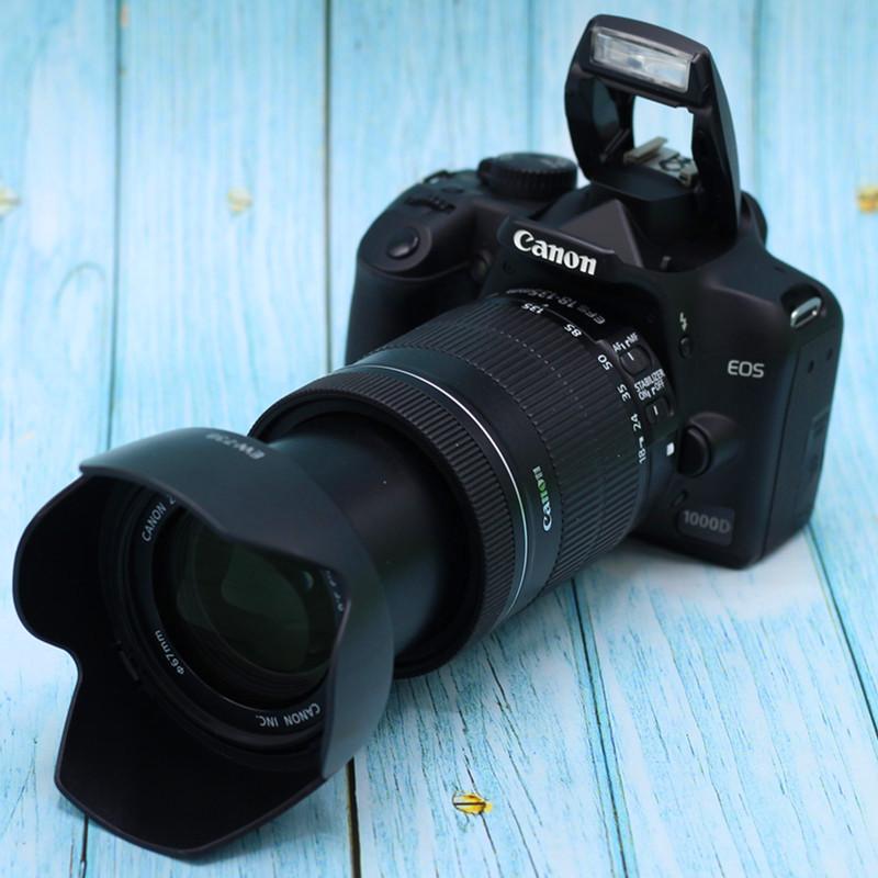 Canon EOS 1000d600d550d1200d set 90d HD second-hand entry-level SLR camera digital