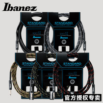 Genuine Ibanez Ibana Guitar cable Si series electric guitar cable speaker noise reduction line 3 6 m