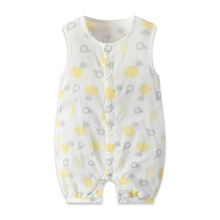 Good Kids'Children's Wear Summer Kids' Sleeveless Suit for Babies