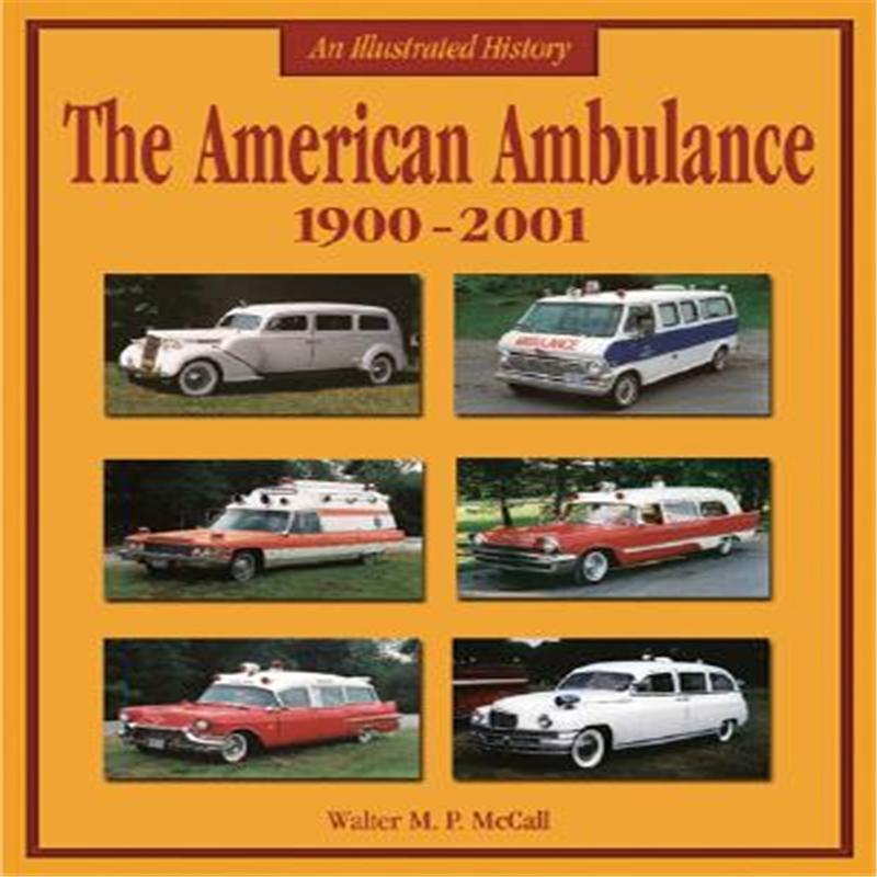 【预售】American Ambulance: 1900-2002