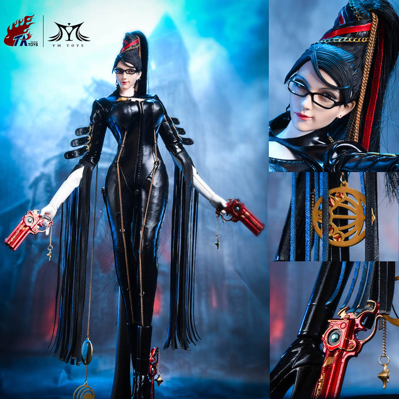 On hand ymtoys x acmetoys 1 / 6 witch hunting angel