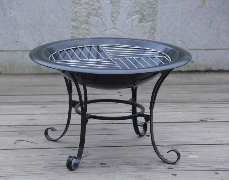 家用碳火烤火炉 室内取暖炉 冬天省电燃柴木炭火盆移动户外烧烤肉