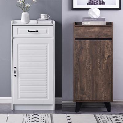 单门鞋柜简约现代门厅柜小户型迷你简易省空间小号家用门口鞋柜