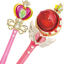 Magic Wand Toy Barra Little Magic Fairy children toy Princess Flash crown beautiful girl warrior girl toys