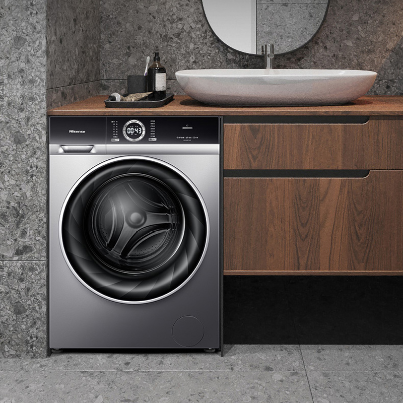 Hisense / Hisense hg100df14d 10kg washing machine full automatic household direct drive variable frequency drum