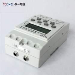 开关yg220卓一zyt16z-智能路灯控制器雨控光控时控自动定时器v