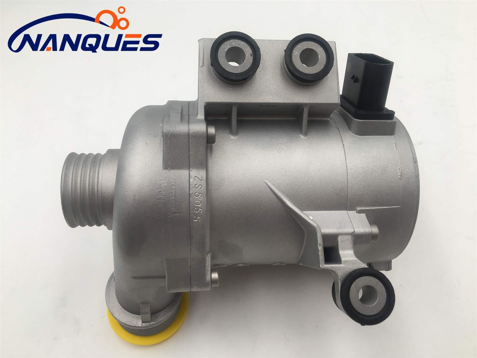 适用宝马电子水泵x1x5 3系5系7系电子水泵530li730li冷却水泵