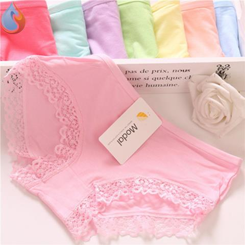 80 traceless womens underpants waist mudale soft bamboo fiber is more comfortable than pure cotton pants