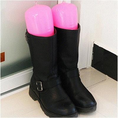 长筒皮靴靴撑扩鞋器内撑鞋器高跟鞋扩大器男女士高筒充气鞋撑