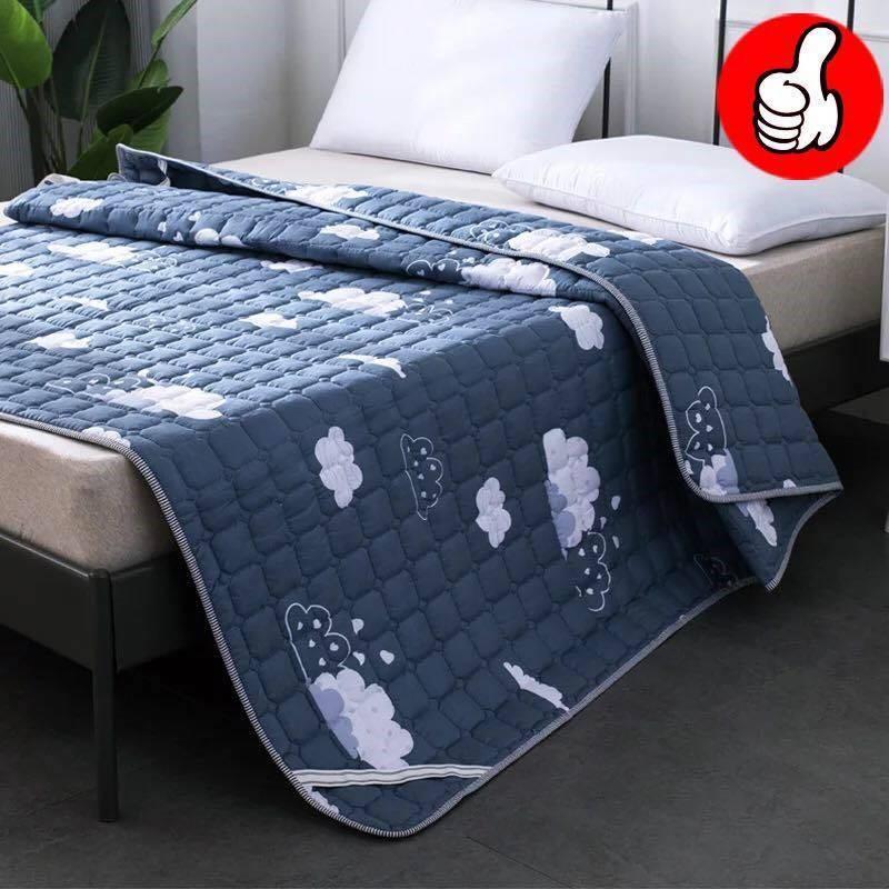 懒人儿童床保护垫薄防滑薄款床垫满30.36元可用13.05元优惠券