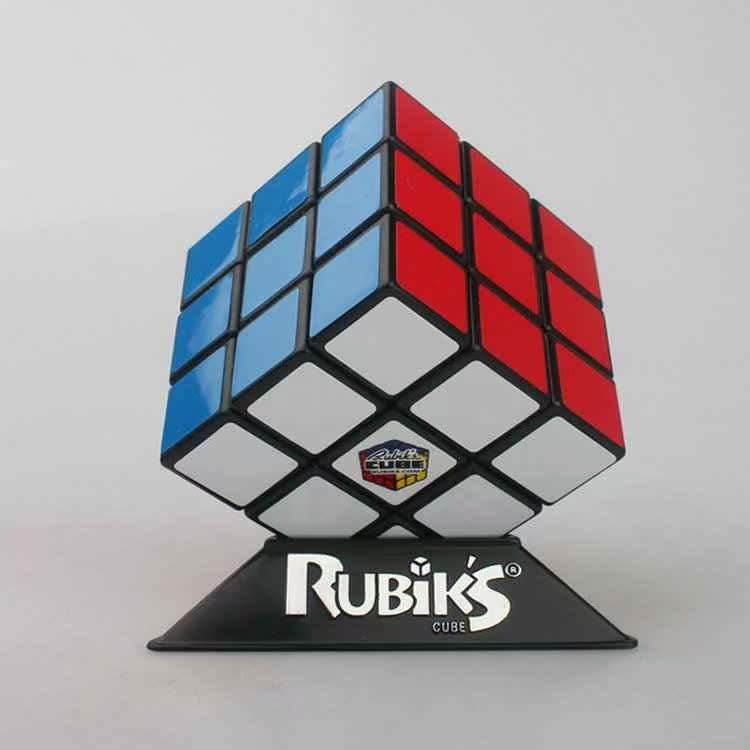 入门Rubiks鲁比克三阶魔方新手速拧儿童成人比赛专业益智玩具顺滑