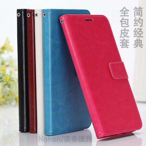 华为荣耀note8手机壳n8保护套6.6寸防摔EDI硅胶AL10翻盖式皮套软