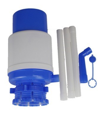 Drinking Water Hand Press Pump Dispenser for Bottled Water