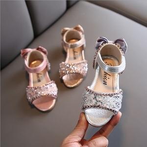 女童凉鞋2021夏季新款儿童软底单鞋