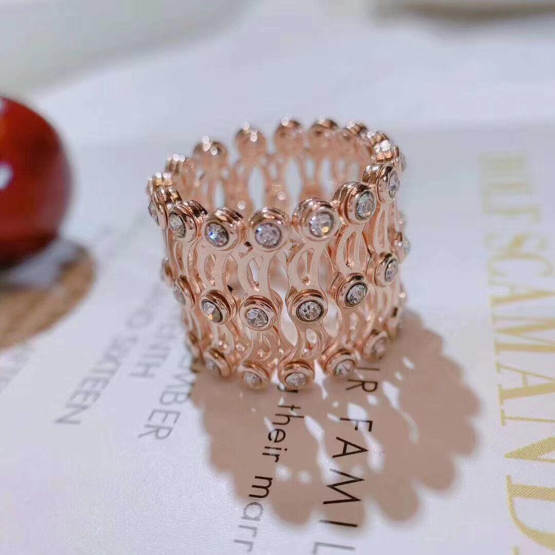 (用1元券)美美家网红纯银可变形是也是戒指