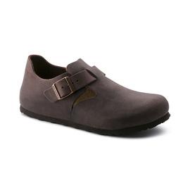 BIRKENSTOCK软木休闲鞋男女同款低帮牛皮London系列