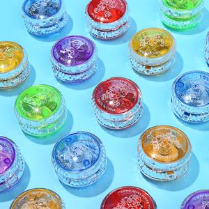 儿童发光溜溜球创意闪光玩具悠悠球男孩炫光悠悠球益智夜光yoyo球