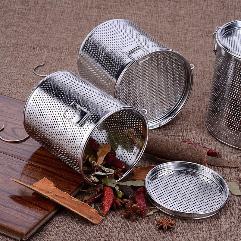 不锈钢调料球便携式罐装专用卤菜调味料厨房炖肉家庭煲汤麻辣烫