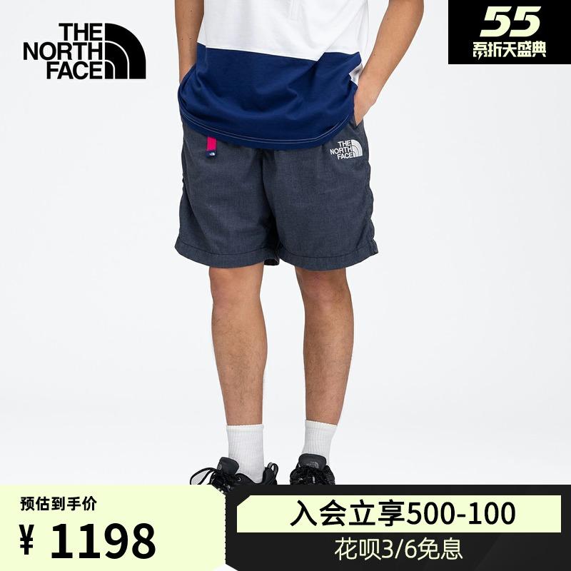 TheNorthFaceUE北面KK DUTY SHORT倉石一樹男速干休閑短褲|49DT
