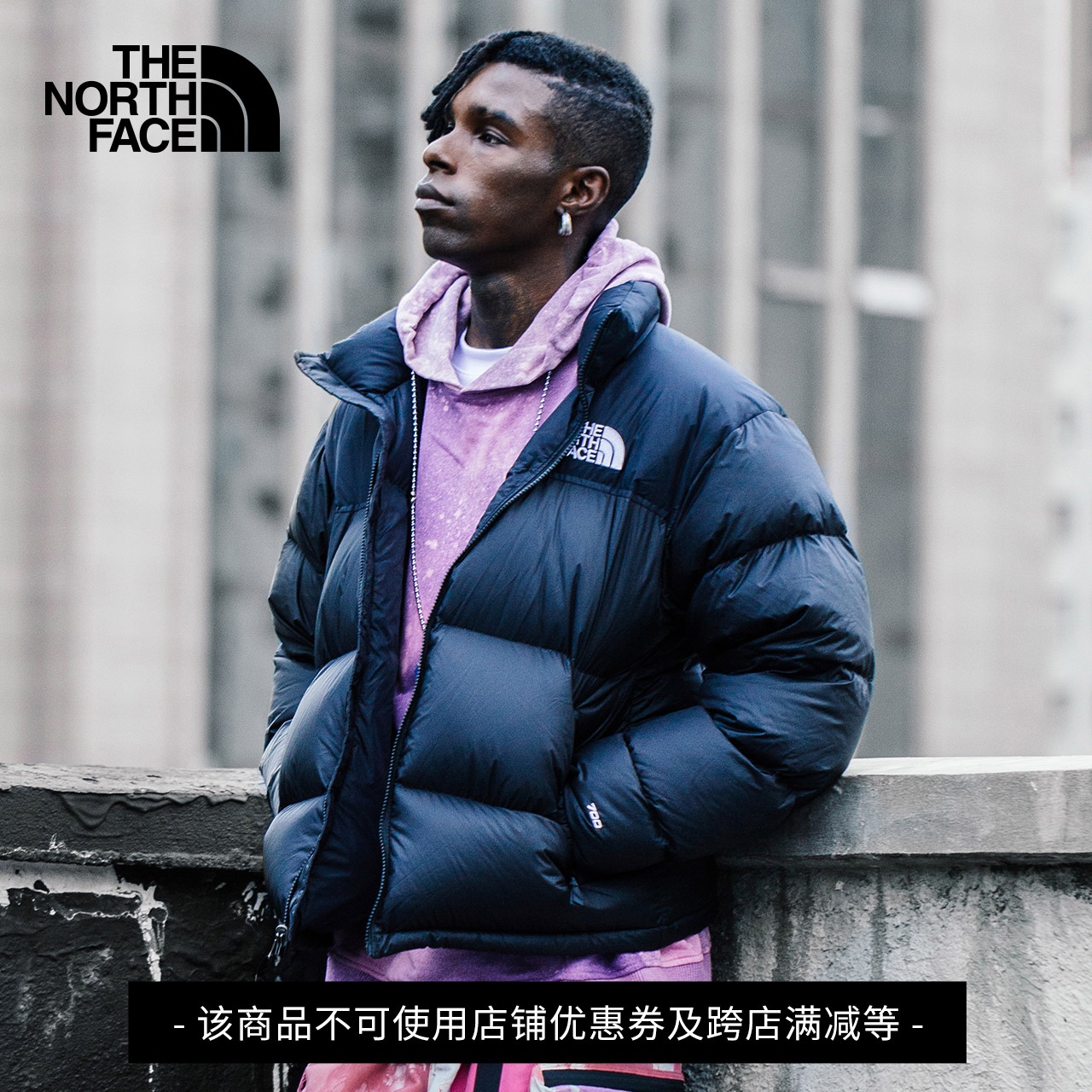 TheNorthFaceUE North 1996Nuptse down jacket tide brand classic re-engraving ICON on the new 3C8D