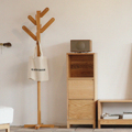MUMO木墨 斗柜 黑胡桃红橡实木餐边柜收纳多功能储物柜卧室客厅
