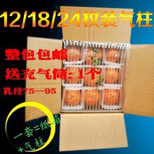 12メイ18コラムフルーツのカートンを搭載した愛媛県のリンゴ梨ザクロは、包装表現38の負荷がショック