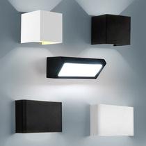 LED现代简约宾馆室内过道走廊床头工程壁灯壁灯LED外墙防水户外