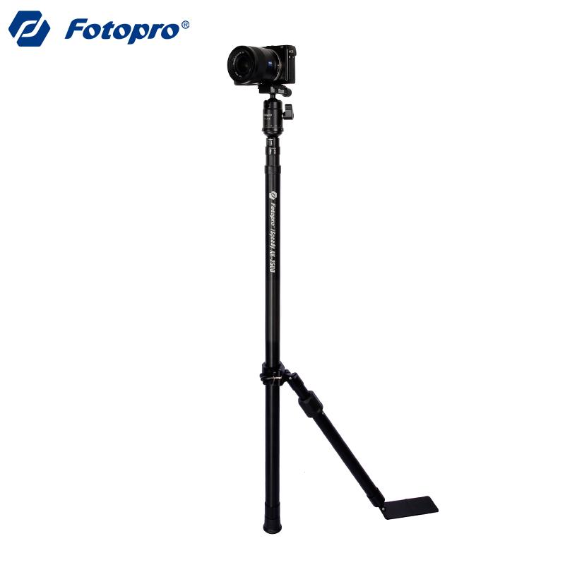 富图宝AK-2500专业摄像单反单脚支撑架相机铝合金摄影快速独脚架,可领取40元天猫优惠券
